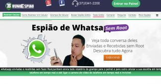Espião de celular grátis: Bruno Espião