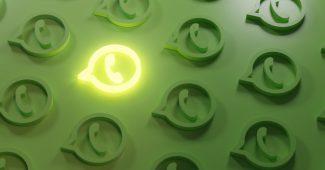 ocultar mensagens do whatsapp