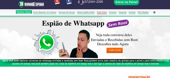 espião whatsapp